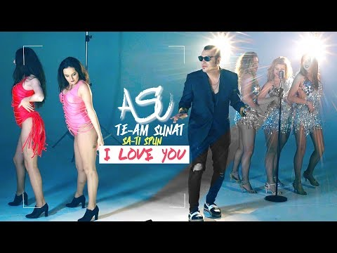 ASU - Te-am Sunat Sa-ti Spun I Love You (Official Video) MANELE NOI 2017|Manele Octombrie/Septembrie