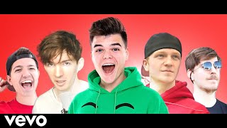 YouTubers Sing Dance Monkey (1 MILLION SUBSCRIBERS)