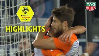 Girondins de Bordeaux - Montpellier Hérault SC (1-2) - Highlights - (GdB - MHSC) / 2018-19