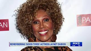 Gambar cover Remembering 'Good Times' actress Ja'Net Dubois