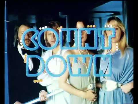 Countdown Australia Ident montage 70's to 80's