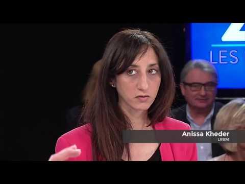 En marche vers l'incompétence : malaise lors de l'intervention d'Anissa Khedher, candidate En marche