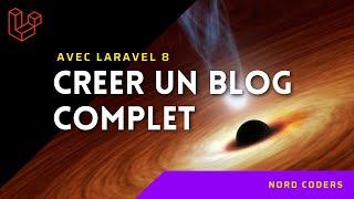 Miniature catégorie - Créer un blog complet avec Laravel