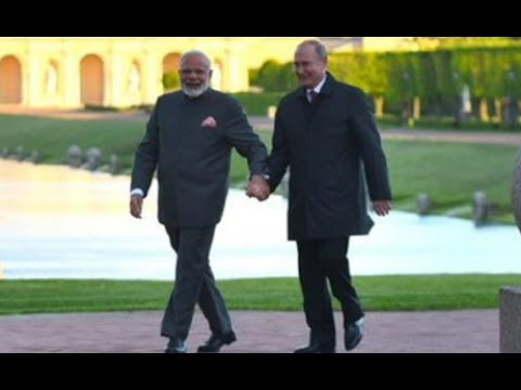 When Putin Met Modi: Celebrating 70 years of India - Russia diplomatic relations