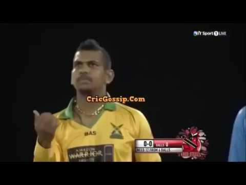 Sunil Narayan Super Over 6 Ball 0 Run Very Interesting Match