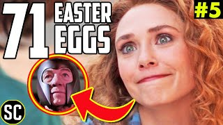 WandaVision Episode 5: Every Easter Egg +  TWIST Ending EXPLAINED! | Full BREAKDOWN