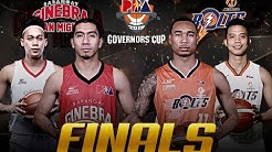 Ginebra vs Meralco | PBA Governors' Cup 2019 Finals Game 1