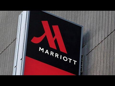 Dados de milhões de clientes dos hotéis Marriott pirateados
