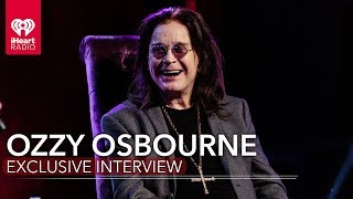 Ozzy Osbourne On How The Collaboration With Post Malone Came About + More!