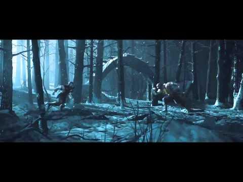 Mortal Kombat X (With original MK theme) Techno Syndrome