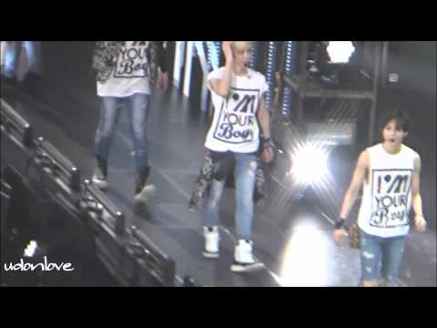SHINee WORLD 20141127 in YOYOGI The Ending after an encore