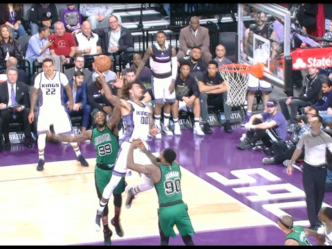 Veja o video – Top 10 NBA Plays of the Night: 02.08.17