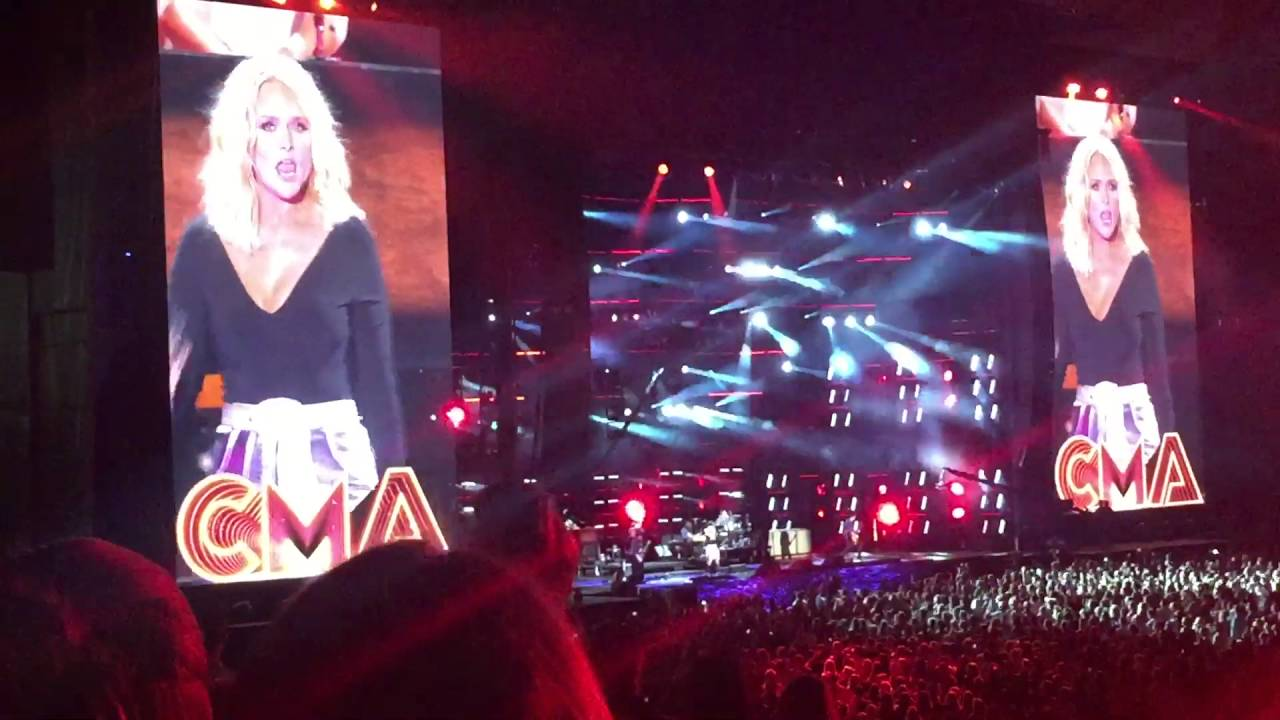 Bathroom Sink Youtube Cma miranda lambert - mama's broken heart - cma fest 2016 - youtube
