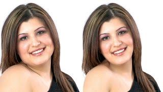 How to edit Selfies | Slim Face | Slim Nose | Remove Eyebag