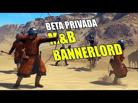 Mount & Blade 2 Bannerlord ¿Quién Puede Jugar La Beta Privada? 🤔 | Bannerlord Español