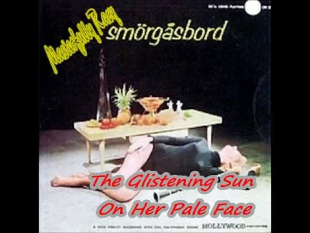 Masterfully Racy - The Glistening Sun On Her Pale Face