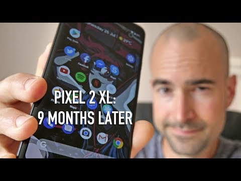 Pixel 2 XL   2018 Review   No longer Android King
