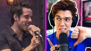 Reacciono a José Madero ¡¿CANTANDO SMELLS LIKE TEEN SPIRIT DE NIRVANA?!