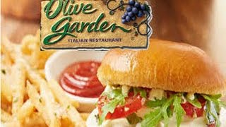 Food Review:  Olive Garden