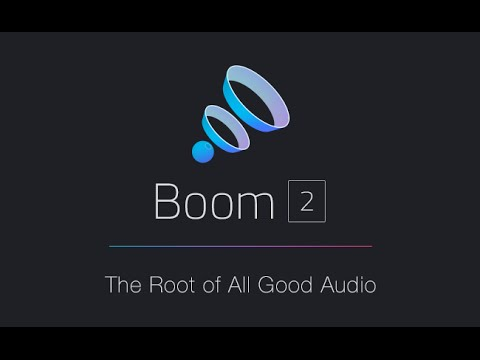 Boom 2 - The Best System-Wide Volume Booster & Equalizer for Mac OS X Yosemite!
