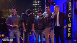 La Illuminati Crew batte i Mates e i Melagoodo al Web Show Awards
