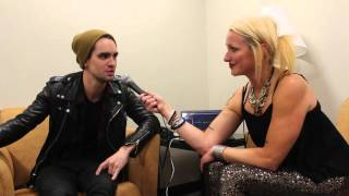 Interview with Panic! At the Disco's Brendon Urie - Death of a Bachelor, Tour, and MORE