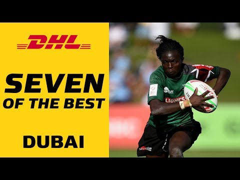 Seven Incredible Tries From The Women's Dubai Sevens