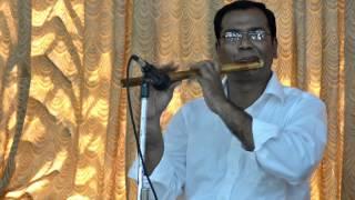 PASHYATI DISHI DISHI  BY FLUTE VENKATESH