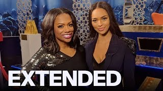 Kandi Burruss Opens Up About Her Rollercoaster Relationship With Tamar Braxton   EXTENDED