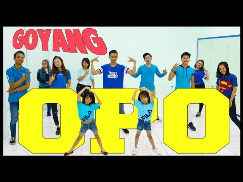 GOYANG OPO - (BONUS TUTORIAL) Choreography BY DIEGO TAKUPAZ