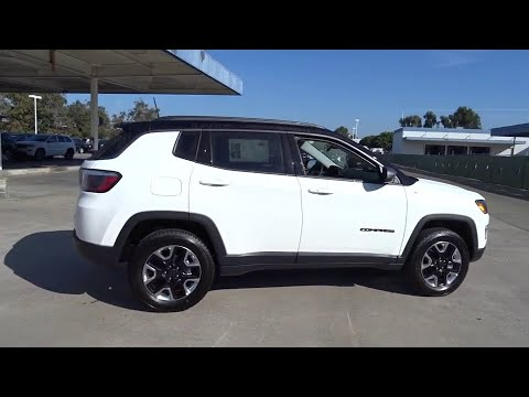 2018 Jeep Compass Costa Mesa, Huntington Beach, Irvine, San Clemente, Anaheim, CA JC80003