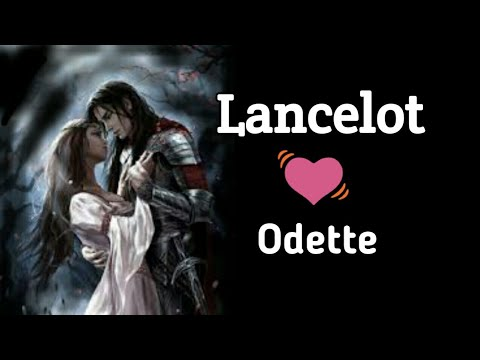 The sound of two beings fell in love - Lancelot and Odette