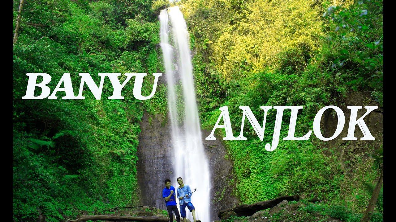 Air Terjun Banyu Anjlok Jepara Youtube