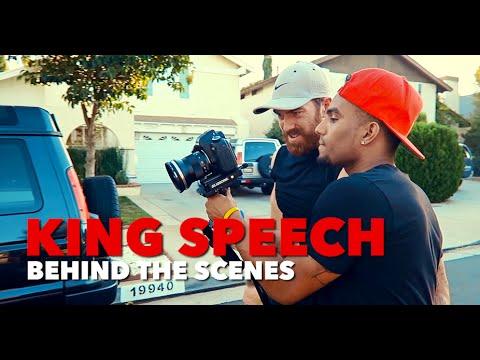 Futuristic - King Speech #OneTake (Behind The Scenes)