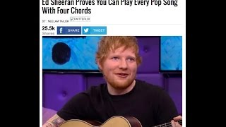 Repeat youtube video OMG ED SHEERAN STOLE FOUR CHORDS FROM THE AXIS OF AWESOME