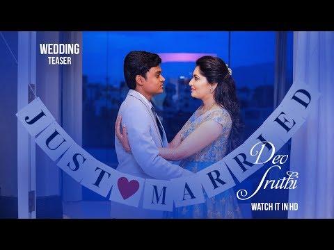 Dev♥Sruthi | Wedding Teaser | 96themoviesong | Graphika Photography