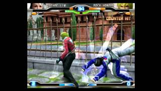 The Weekly Beating #31 - King of Fighters 2006 [60FPS]
