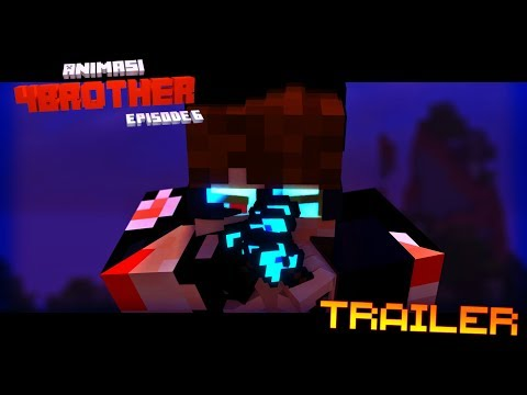 Fight Or Die ! Trailer Animasi 4brother Eps 6 | Minecraft Animation - Romansyah
