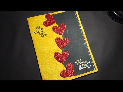 Birthday card l birthday gift ideas l greeting card l diy greeting card by Craftscraze craze