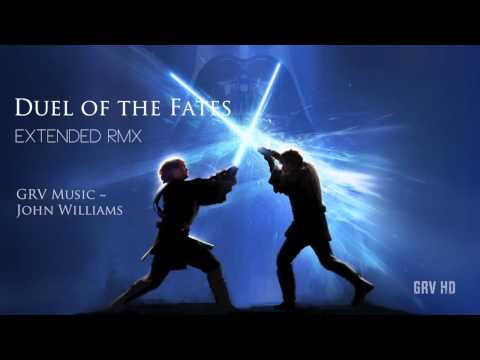Duel of the Fates GRV Extended RMX  John Williams