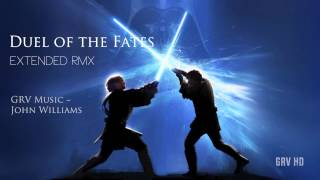 Repeat youtube video Duel of the Fates [GRV Extended RMX] - John Williams