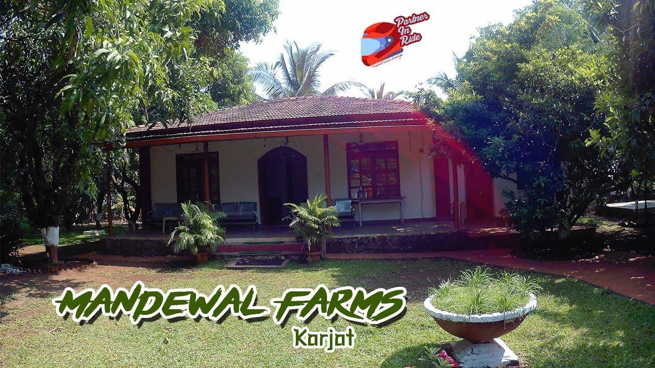 Mandewal Farms Karjat Farmhouse Review 1 Youtube