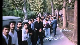 Mohsen Makhmalbaf - Salaam Cinema introduction scene .