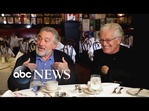 Robert De Niro, Jerry Zaks on Doing 'A Bronx Tale' on Broadway in 2016
