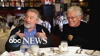 Robert De Niro, Jerry Zaks On Doing 'A Bronx Tale' On Broadway In 2016