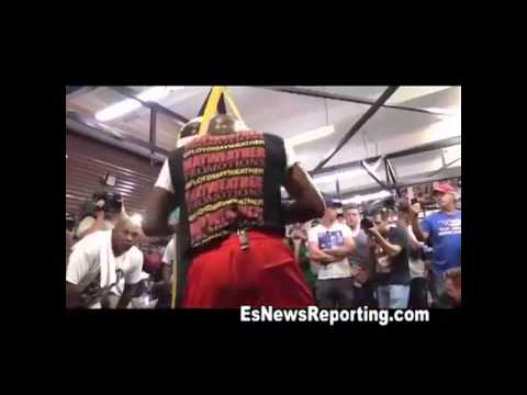 floyd mayweather vs manny pacquiao sept 2014 team pacquiao says not so fast  EsNews Boxing