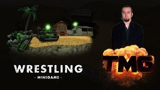 Wrestling | Tanki Mini Games