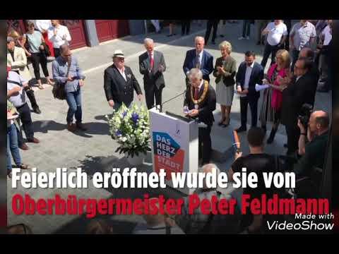 Eine fröhliche Eröffnung der Frankfurter Altstadt |Neuste News✨