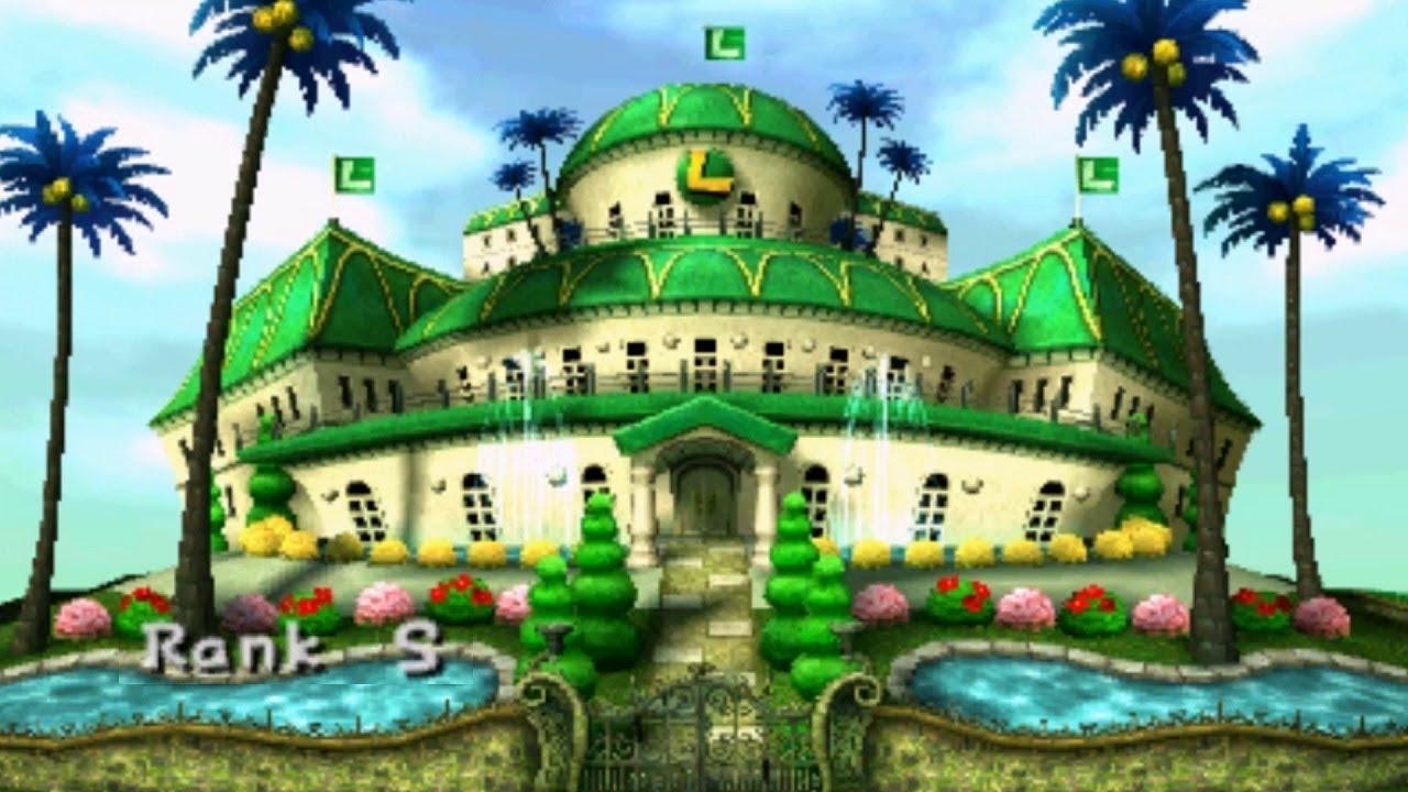 Luigi's Mansion - True Final Boss & Best Ending (S-Rank - Hidden Mansion)