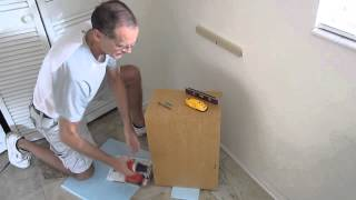 Mount A Floating Nightstand Video